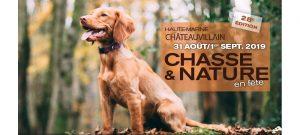 Chasse & Nature en fête @ Parc aux daims de Châteauvillain - Haute Marne
