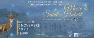 Messe de la Saint Hubert @ Cathédrale Saint-Etienne